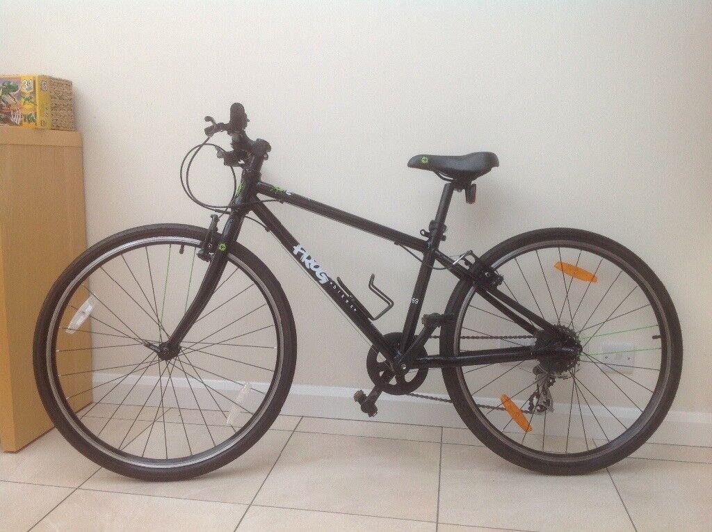 Black Frog 69 bike. Excellent condition.