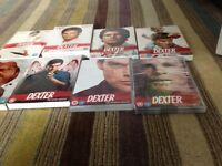 Dexter complete box set