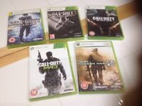Xbox 360 (Including games)