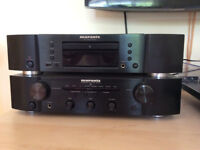 Marantz PM 6005 Amp and Marantz 6004 CD Player
