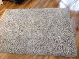 Rug, natural colour