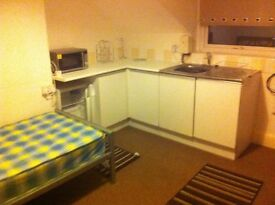 Furnished Bedsit In Exeter City Centre - Water & Council Tax Included