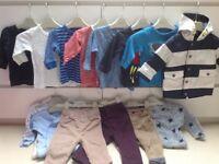 NEXT Boy's Clothes Bundle - Age 6-9 months