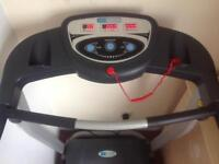 Treadmill electronic fitness machine