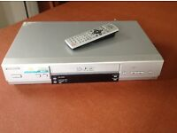 Panasonic VCR with remote