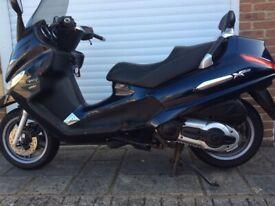 Piaggio, XEVO, 2008, 399 (cc)