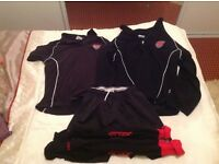 4 piece Langley Secondry school pe kit