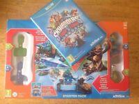 Skylander - Trap team Wii u