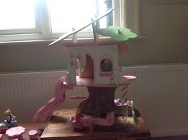 Early Learning Centre Wooden Treehouse - £10