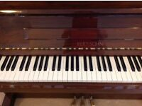 Reid-Sohn Upright Piano