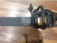 Chainsaw needs new primer button