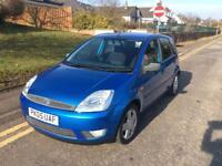 05 Ford Fiesta 1.4 Zetec 5 door met blue