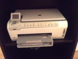 HP C5100 Photosmart Printer