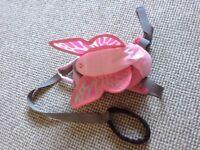 Little Life rucksack with reins butterfly BRANDNEW