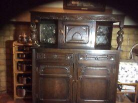 Reproduction Welsh Dresser