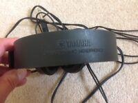 Yamaha Orthodynamic Headphones