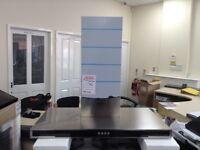 Blomberg 90cm cooker hood. Stainless steel. RRP £349 12 month Gtee