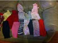 3/6 months girls clothes x20 items