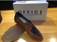 Men's deck shoes size uk 11 bought from office