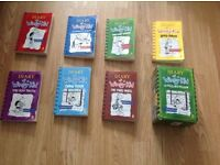 Diary of a wimpy kid collection (complete)