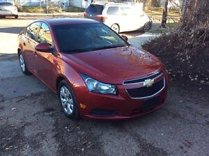 2014 Chevrolet Cruze 1LT   $$ LOW LOW PAYMENTS $$ Edmonton Edmonton Area image 1