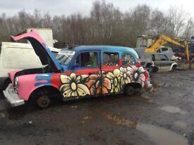 Wanted scrap diesel vehicles