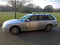 Rover 75 Tourer Connoisseur Estate CDTI 2004 Diesel Manual Solid runner Cruise control BMW engine