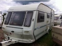 Caravan Coachman Mirage SE 520/4, 1995, 4 berth