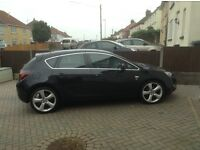 Vauxhall Astra 1.4 Sri Turbo. Full Leather. Low Mileage.