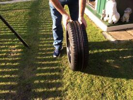 Michelin brand new tyre 185/65/ r15