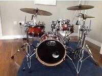 DW Drum Workshop (Design Series) Mini Pro Kit