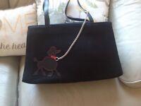 Collection of designer handbags