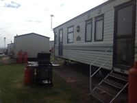 HOLIDAY STATIC CARAVAN FOR RENT EASTER SCHOOL HOLIDAYS AT DEVON CLIFFS EXMOUTH BEST PRICES BOOK NOW