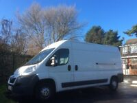 Reliable Man and Van Short Notice Any Day Any Time Removal Services