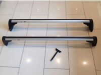 VW Volkswagen Passat Roof Rack Bars