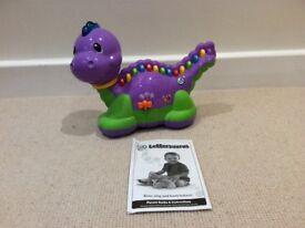 Leapfrog Lettersaurus Toy