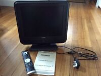 Technika 15 inch basic TV with remote and instructions, great working order