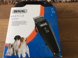 WAHL multi cut professional clipper kit