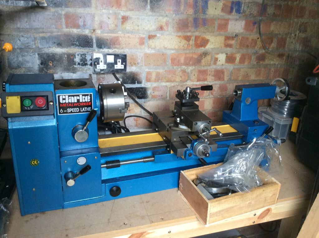 Winning Clarke Clm Metal Lathe With Mill Drill  In Welwyn Garden City  With Great Clarke Clm Metal Lathe With Mill Drill With Extraordinary How Do I Get To Covent Garden Also Magic Gardens Battersea In Addition Garden Raised Bed And Museums Near Covent Garden As Well As Miniature Fairy Garden Furniture Additionally Tong Garden Centre Vacancies From Gumtreecom With   Great Clarke Clm Metal Lathe With Mill Drill  In Welwyn Garden City  With Extraordinary Clarke Clm Metal Lathe With Mill Drill And Winning How Do I Get To Covent Garden Also Magic Gardens Battersea In Addition Garden Raised Bed From Gumtreecom