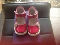 Petasil Girls Shoes size 21