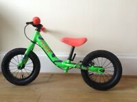Carrerea coast child's balance bike 12""