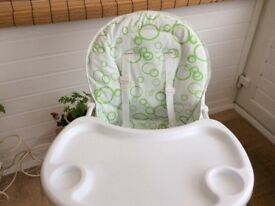 Highchair - for use in the Grandparents' place?