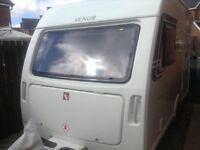 Lunar Venus 320/2 2 berth caravan
