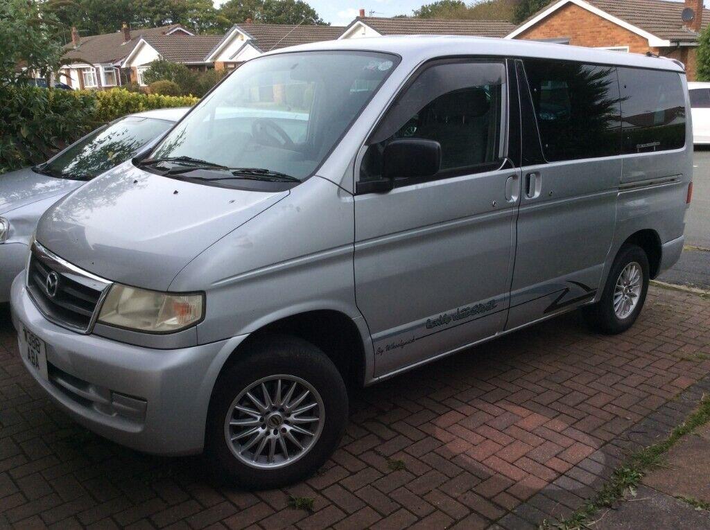Mazda Bongo, 2000, 1990 (cc) | in Wigan, Manchester | Gumtree