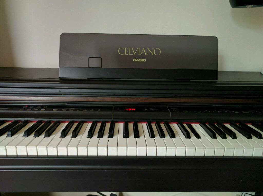 casio celviano ap 5 digital piano in kilburn london gumtree. Black Bedroom Furniture Sets. Home Design Ideas