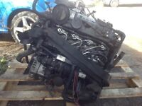 BMW Complete Engine N47D20A E87 E60 E90 2007-2013 48K Miles Good running condition