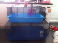 Hamster, rat, mouse ect cages