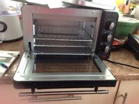 Mini oven and grill