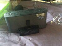 Sony Dream Machine IPod/IPhone Speaker