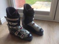 Men's ski boots size 13